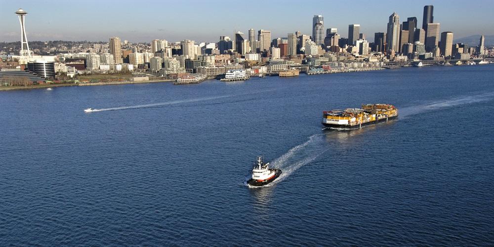 Seattle - Ocean Tug