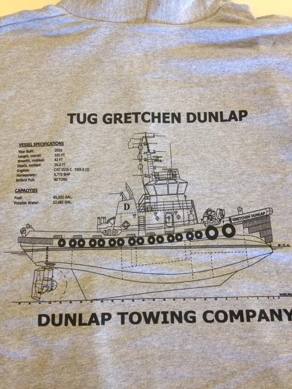 GRETCHEN DUNLAP Sweatshirt